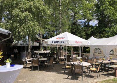 Gaststätte Restaurant Weernink in Nordhorn: Grilloase