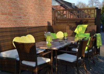 Gaststätte Restaurant Weernink in Nordhorn: Sommer