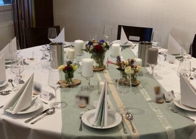 Gaststätte Restaurant Weernink in Nordhorn: Festsaal